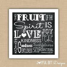 fruit of the spirit wall art like this item fruit spirit wall art