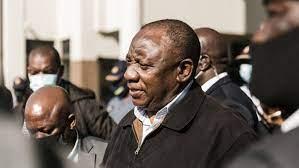 Ramaphosa to visit namibia on friday. Hdw Jxh8a9jixm
