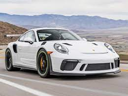 No matter how you buy your 911 — custom or off the showroom lot — know that you'll be driving an unrivaled blend gt3 rs and the gt2 rs. 2019 Porsche 911 Gt3 Gt3 Rs Review Pricing And Specs