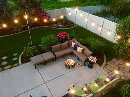 outdoor yard lights for under 150