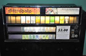 Old Cigarette Vending Machine Cool In Montreal Vintage Cigarette Machines Sell Indie Art CNET