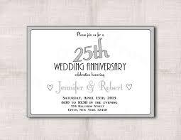 simple silver wedding anniversary invitation cards 53 for card invitation ideas with silver wedding anniversary invitation