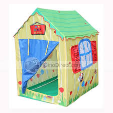 Famorous High Quality Beautiful House Applicative Outdoor Kids Play Tent -  DinoDirect.com