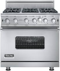 Viking gas range Professional Viking Professional Series Vgic53616bss 36inch Stainless Steel Aj Madison Viking Vgic53616bss 36 Inch Prostyle Gas Range With Convection