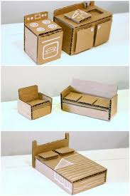 diy dollhouse furniture. Photo 2 Of 7 17 Best Ideas About Dollhouse Furniture On Pinterest | Diy Dollhouse, Easy U