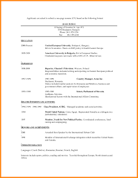 Two Page Resume Examples Gallery of sample 100 page resume 100 Page Resume Template the 54