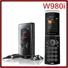 sony ericsson walkman flip phone. fashion sony ericsson walkman w980i piano black (unlocked) cellular phone flip