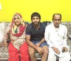Image result for bajrang punia father
