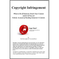 Copyright Infringement The Copyright Infringement Ebook Of Action For Content Producers