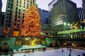 Nyc Tree Lighting 2015 All About The Rockefeller Center Christmas Tree