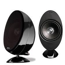 kef egg subwoofer. hts 3001 satellite speaker in black | kef direct kef egg subwoofer k