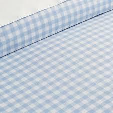 plain gingham duvet set navy single for children in s a scroll to next item