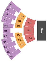 State Farm Center Tickets 2019 2020 Schedule Seating Chart Map