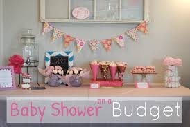Baby Showers On A Budget How To Throw A Baby Shower On A Budget Pennywise Cook