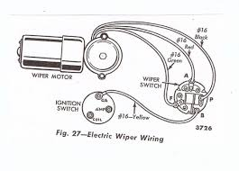 trico wiper motor wiring diagram wiring diagrams for wiper motors mci bus trico wiper motor wiring diagram early ford v