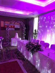 Colour Wash Lighting Mood Colour Wash Lighting Back Drop And Canopy Mood