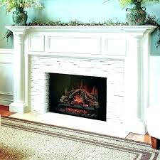 23 electric fireplace insert dimplex inch deluxe
