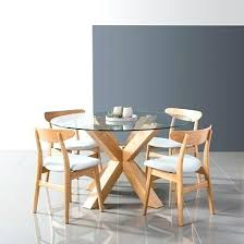 scandinavian dining table round dining table glass solid oak diameter scandinavian dining tables australia