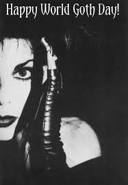 hollywoodnoirmakeup happy world goth day may we celebrate all subcultures with respect and