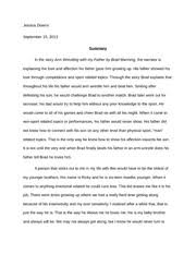 gender roles outline gender role a set of social and behavioral 2 pages arm wrestling essay
