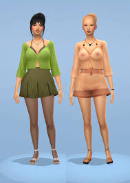 EVE v8 | UPDATE | New Base Meshes + Body Preset - Page 26 - Downloads - The  Sims 4 - LoversLab