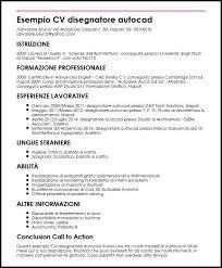 Curriculum Vitae Builder Gorgeous Autocad Cv Probe] 48 Images Cv A Tme Cad Tme Resume For