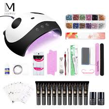 Detail Feedback Questions About 36w Nail Set For Manicure Uv Led