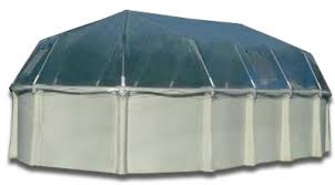 Fabrico Sun Domes for Above Ground Pools