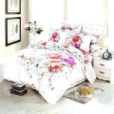 bed covers fl sheets feminine bedding sets to be luxury king size duvet ikea white cover