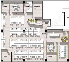 office plan interiors. Office Design Floor Plan Interiors R