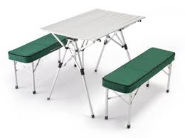 outdoor portable folding picnic tables and chairs