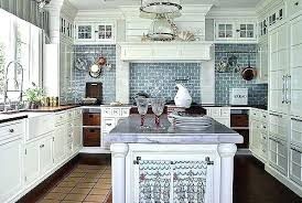 kitchens with white cabinets.  White Blue And White Kitchen Kitchens  Cabinets Marble   And Kitchens With White Cabinets A