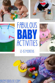 easy baby activities 20 plus awesome baby activities for ages 6 15 months