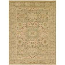 palace jackson light green 13 0 x 18 0 area rug