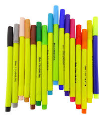 Drawingcolor Stic Colorstix Sketch Pens Drawing Color Pen For Kids Stationery