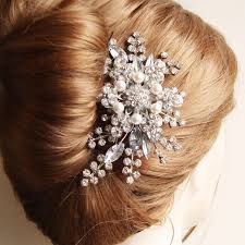 French Twist Hair Style rhinestone hair b bridal hair b french twist b 3926 by stevesalt.us