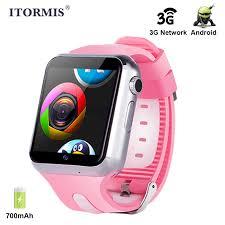 sikemei android smart watch bluetooth sports tracker wristwatch 3g wcdma network wifi gps camera big battery dm98 mtk6572