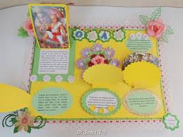 Photo Chart Of Indian Festivals 18 Cards Crafts Kids Projects Festivals Of India School