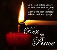 Rest In Peace Quotes Fascinating RIP Messages Rest In Peace Messages 48greetings