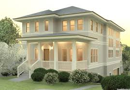 house plans for sloping lots homes floor