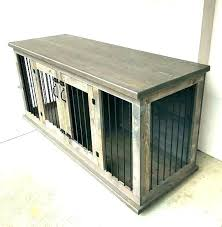 dog kennel end table large dog crate furniture large dog crate end table large dog crate dog kennel end table