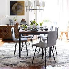 industrial kitchen table furniture. Brilliant Table Industrial Table And Chairs Dining West Elm Stylish  Room  Throughout Industrial Kitchen Table Furniture U