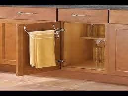 Diy Kitchen Towel Holding Ideas Kitchen Towel Holder Youtube
