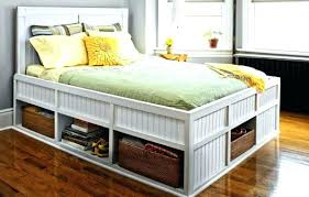 queen platform bed frame with drawers. Contemporary With Queen Platform Bed Frame With Drawers King Underneath  For Queen Platform Bed Frame With Drawers