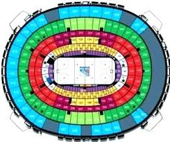 Knicks Seating Chart Madison Square Garden Seating Chart Withadhd Co