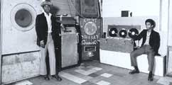 jamaican sound system. king tubby, the early sound system jamaican