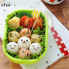 <b>1PC DIY</b> Cute Mini Rice and Vegetable Roll <b>Mold Meat Ball</b> Maker ...