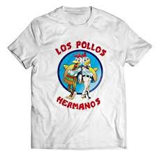 Breaking Bad Clothing Color Chart Details About Los Pollos Hermanos Breaking Bad Men Women T Shirts
