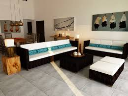 Two Seater Sofa Living Room Decoration And Accessories Living Room Interior Design With Bali