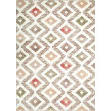 full size of round area rugs home depot wayfair the furniture marvelous ivory orange compressed indoor